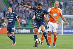 Trực tiếp Melbourne City vs Brisbane Roar: Khách dễ trắng tay