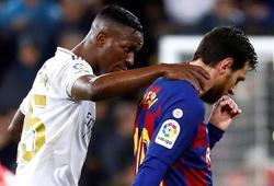 Vinicius đánh bại kỷ lục của Messi ở trận Siêu kinh điển