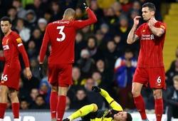 CĐV Liverpool đổ lỗi cho Lovren sau khi bỏ lỡ phá kỷ lục