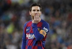 Messi bất lực trước Real Madrid bằng chỉ số đáng sợ với các đối tác