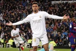 Tiền đạo Real Madrid ghi bàn thắng trị giá 5 triệu euro ở Siêu kinh điển