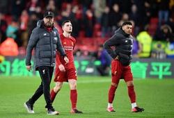 CĐV MU hả hê khi Liverpool bỏ lỡ cú ăn ba ở mùa này