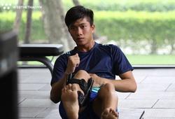 """Trước khi chấn thương, những """"người hùng Thường Châu"""" thi đấu với mật độ như thế nào?"""