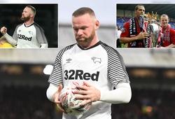 Derby County đấu với Man Utd: Rooney đọ súng Ighalo