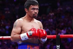 Huyền thoại Manny Pacquiao tái xuất ở độ tuổi 41