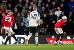 """Lingard đòi """"bàn thắng bằng lưng"""" khi MU tiến vào tứ kết FA Cup"""