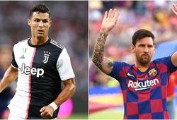"""Ronaldo và Messi nằm trong Top 10 cầu thủ phụ nữ muốn """"thân mật"""" nhất"""