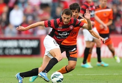 Trực tiếp Brisbane vs Western Sydney: Khách lấn chủ