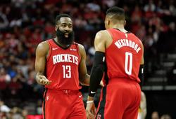 """Xây hẳn một """"nhà gạch"""" 3 điểm, Houston Rockets thua đậm trước LA Clippers"""