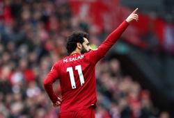 Salah tạo dấu mốc tuyệt vời cùng Liverpool trong trận thứ 100