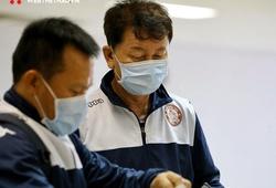 Công Phượng cùng đồng đội đến Lào chuẩn bị lượt trận thứ 3 tại AFC Cup