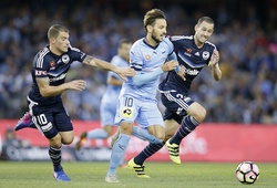 Trực tiếp Melbourne Victory vs Sydney: Khách khó thắng