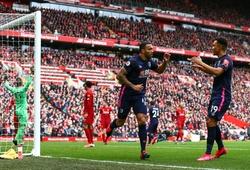 VAR khiến Liverpool nhận bàn thua sớm trước Bournemouth