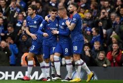 Chelsea tạo tuyệt phẩm bàn thắng bằng 20 đường chuyền liên tiếp