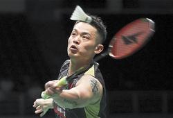 Giải cầu lông Toàn Anh: Lin Dan - lạc đà gầy còn hơn ngựa!