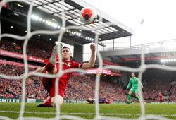 """Milner trợ giúp Liverpool với pha cứu thua """"hay nhất mùa giải"""""""