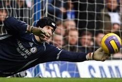 Thủ môn MU và Chelsea có tỷ lệ cứu thua vô đối ở Ngoại hạng Anh