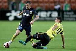 Trực tiếp Central Coast vs Wellington: Trắng tay trên sân nhà