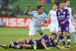 Trực tiếp Perth Glory vs Melbourne City: Chủ nhà khó thắng