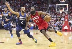 64 điểm từ bộ đôi bạn thân, Houston Rockets cắt chuỗi 4 trận thua liên tiếp