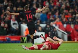 Liverpool gây kinh ngạc với số pha mắc lỗi của thủ môn ở Cúp C1