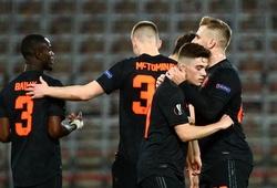 Sao trẻ MU ghi bàn đầu tiên sau 33 trận trong chiến thắng 5 sao