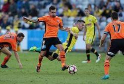 Trực tiếp Brisbane Roar vs Central Coast: Gia tăng quỹ điểm