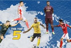 Xuân Nam, Quách Tân lọt Top 5 cầu thủ hay nhất lượt trận thứ 3 AFC Cup 2020