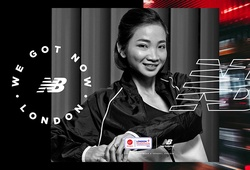 Đại sứ New Balance Việt Nam Nguyễn Thị Oanh lỡ hẹn London Marathon 2020 tháng 4 vì dịch COVID-19