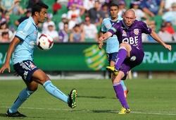 Trực tiếp Sydney FC vs Perth Glory: Xây chắc ngôi đầu