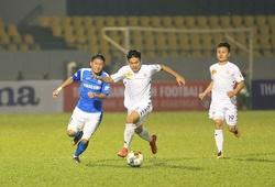 Vắng Đình Trọng, Duy Mạnh, hàng phòng ngự Hà Nội FC chỉ là... hổ giấy