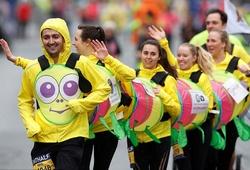 Hàng chục nghìn VĐV đổ xô ra đường tham dự các giải chạy, bất chấp dịch COVID-19 bùng nổ ở Anh