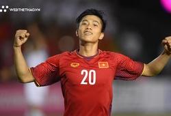 Phan Văn Đức ghi bàn trở lại, HLV Park Hang Seo mừng thầm