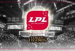 Bảng xếp hạng LPL Mùa Xuân 2020 mới nhất