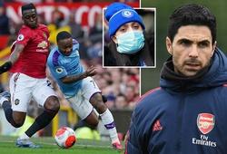 Hoãn bóng đá, cầu thủ Ngoại hạng Anh làm gì?