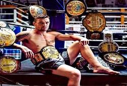 Tượng đài Muay Thái John Wayne Parr gia nhập ONE Championship