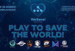 WePlay tổ chức giải đấu Dota 2 từ thiện để ủng hộ phòng chống COVID-19