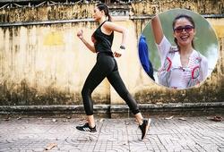 Á hậu Mâu Thủy đặt mục tiêu chạy ultra marathon sau rùm beng chia tay bạn trai 8 năm vì chọn sai cỡ giày