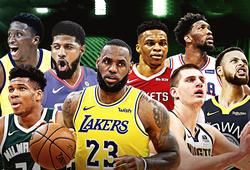 """Kết quả buổi họp về tương lai NBA mùa COVID-19: Sẽ có một trận """"All-Star"""" thứ hai?"""
