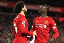 Liverpool sẽ hài lòng với bảng xếp hạng dựa trên công thức toán học?