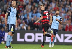 Trực tiếp Western Sydney vs Sydney FC: Tiếp tục sẩy chân