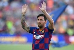 Messi được cảnh báo về thời gian phục hồi khi trở lại thi đấu