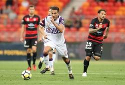 Trực tiếp Perth Glory vs Western United: Run rẩy tại tổ ấm