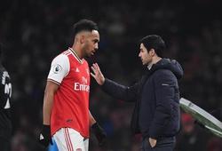Aubameyang đẩy Arsenal vào tình thế tiến thoái lưỡng nan