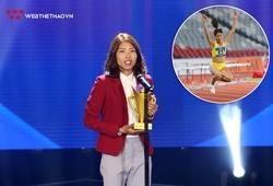 """Nữ hoàng nhảy xa Thảo """"bò vàng"""" sắp làm mẹ, sẽ tranh tài ở SEA Games 2021"""