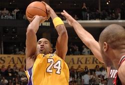 Kobe Bryant và chuỗi trận 50 điểm huyền thoại