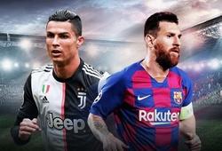Messi và Ronaldo khiến các thống kê không thể tin nổi trở thành sự thật