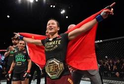 Weili Zhang – Võ sĩ Trung Quốc đầu tiên vô địch UFC là ai?
