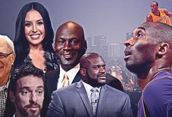 5 cái tên sáng giá sẽ thay mặt Kobe Bryant tại lễ tuyên thệ Hall of Fame
