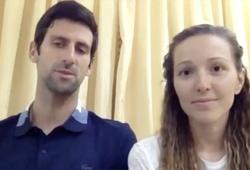 Novak Djokovic trở thành ngôi sao tennis kế tiếp góp 26 tỷ đồng chống COVID-19